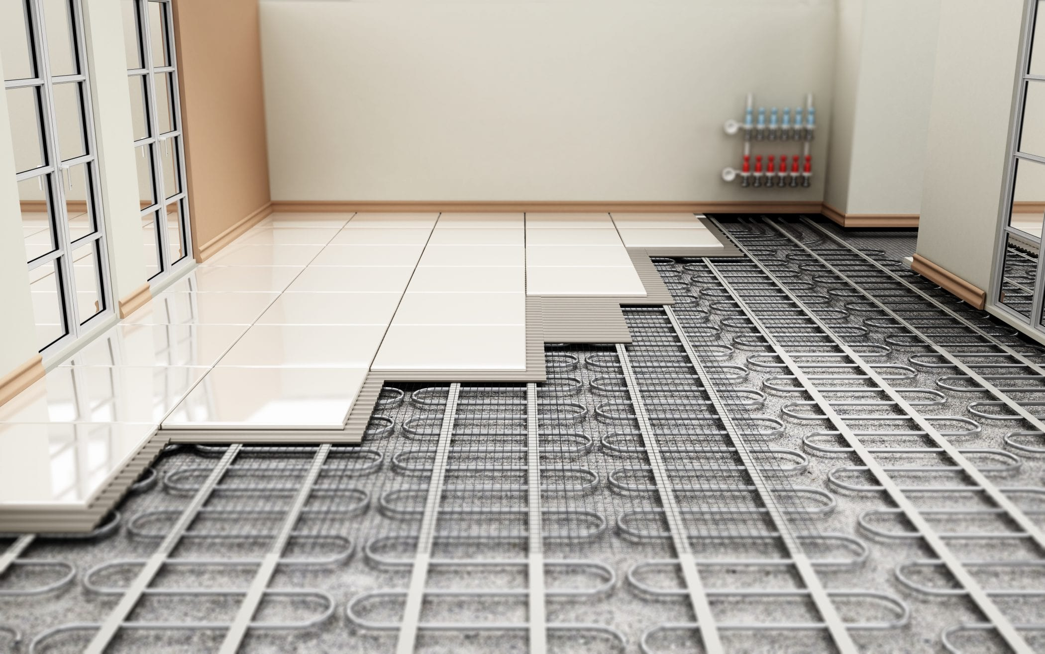 Hydronic Floor Heating Contractor Boulder Co In Repair